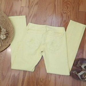 Lilly Pulitzer Worth Straight Jeans Size 0